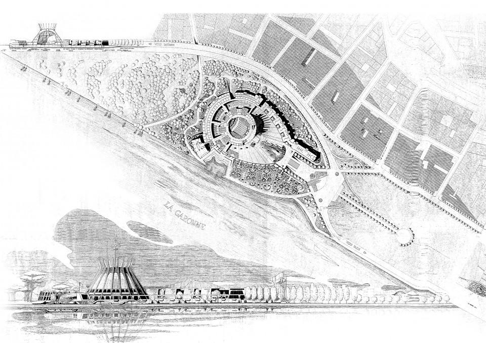 Agence d 39 architecture et d 39 urbanisme jean ferrando for Agence architecture urbanisme